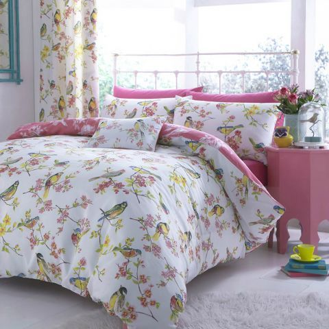 Catherine Lansfield Birds Boutique Bedding Set – Next Day Delivery Catherine Lansfield Birds Boutique Bedding Set from WorldStores: Everything For The Home
