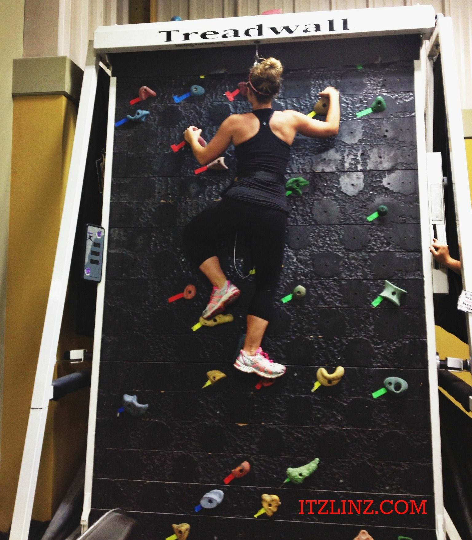 The Treadwall M4 Puts Rock Climbing Into The Home Gyms Of Guys pics