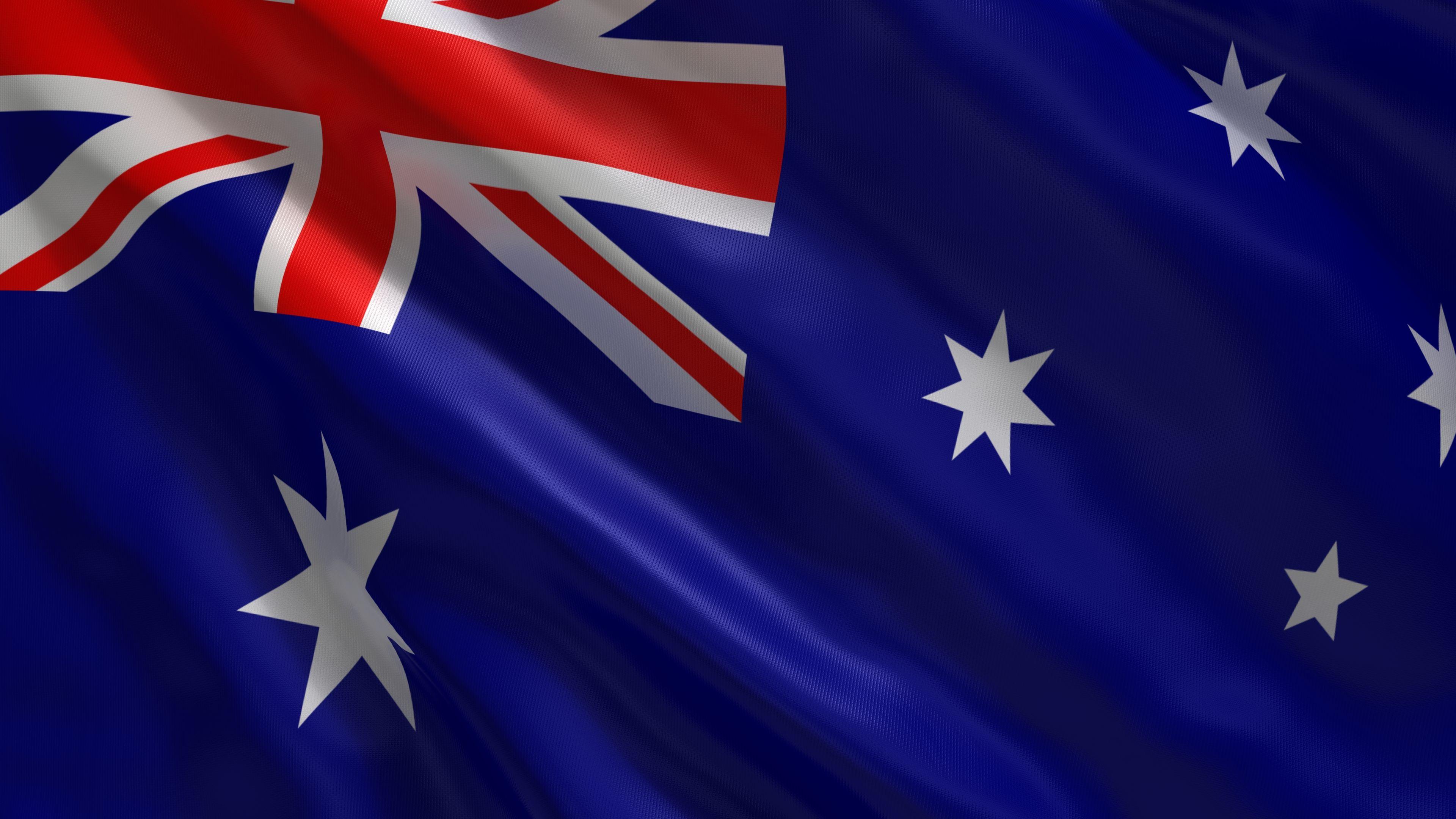 Australia Bandera Flag Banderas Del Mundo Banderas Bandera