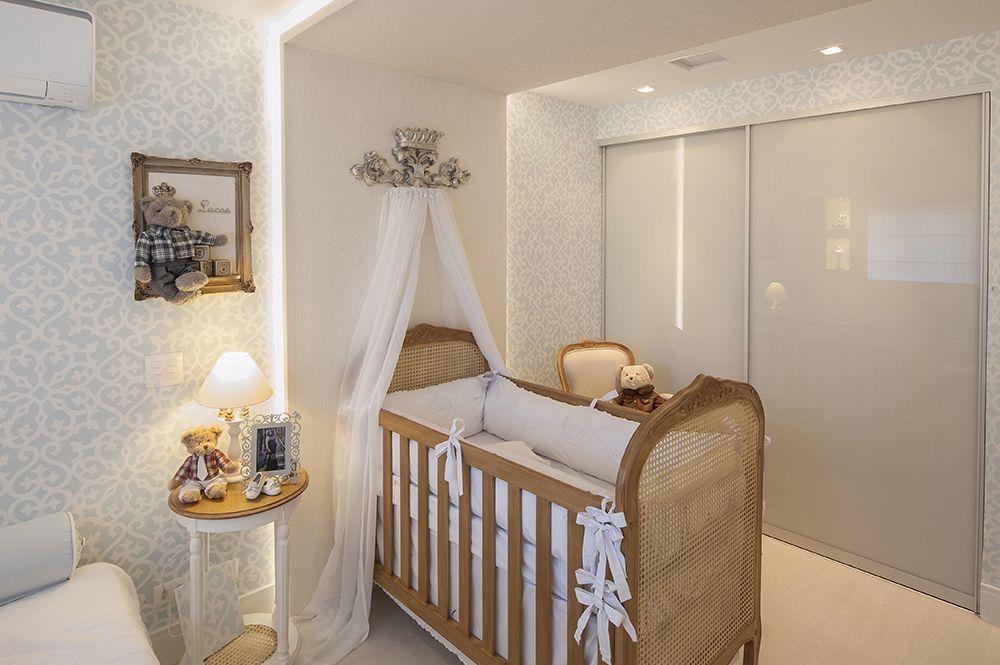 Quarto de bebê aconchegante veja truques  Baby bedroom, Room and Babies