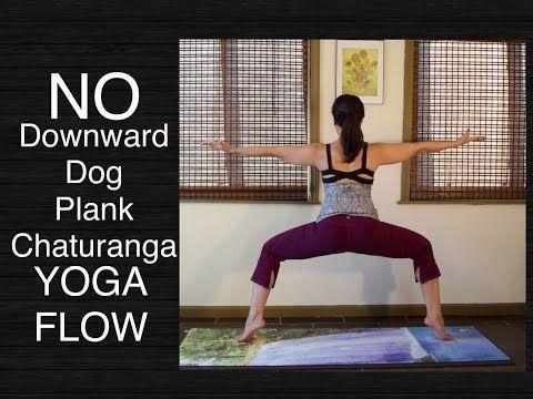 intermediate vinyasa flow yoga for strength flexibility