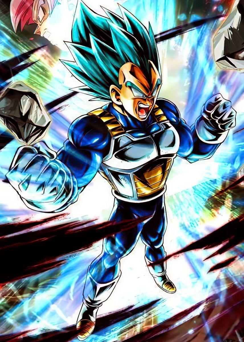 'Dragon Ball' Poster by bala bala | Displate
