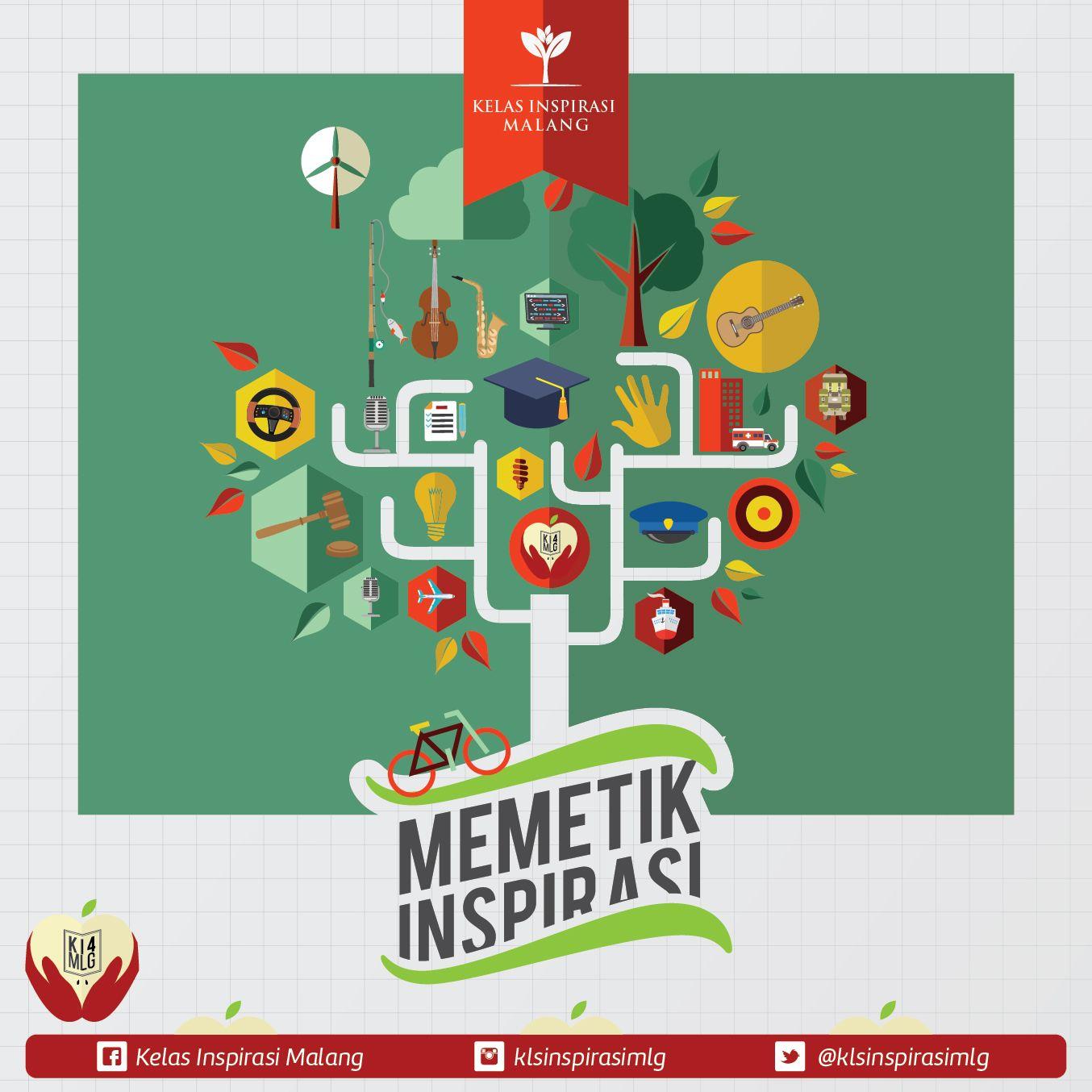 Poster Kelas Inspirasi Malang by dehafroWorks 2016 artwork