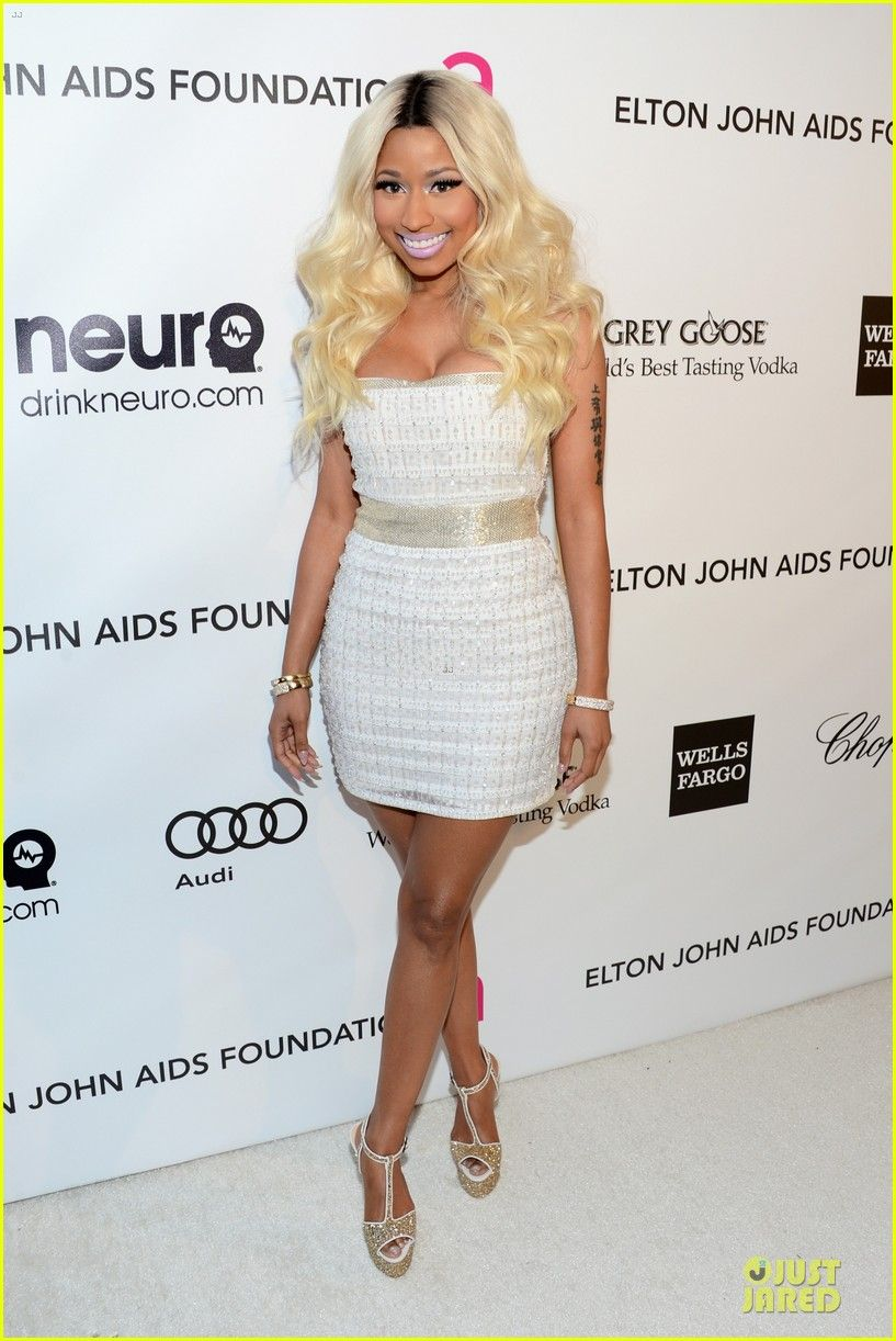 Nicki minaj looking fresh pretty elton john oscars party 2013 nicki minaj looking fresh pretty elton john oscars party 2013 pinterest oscars2013 voltagebd Gallery