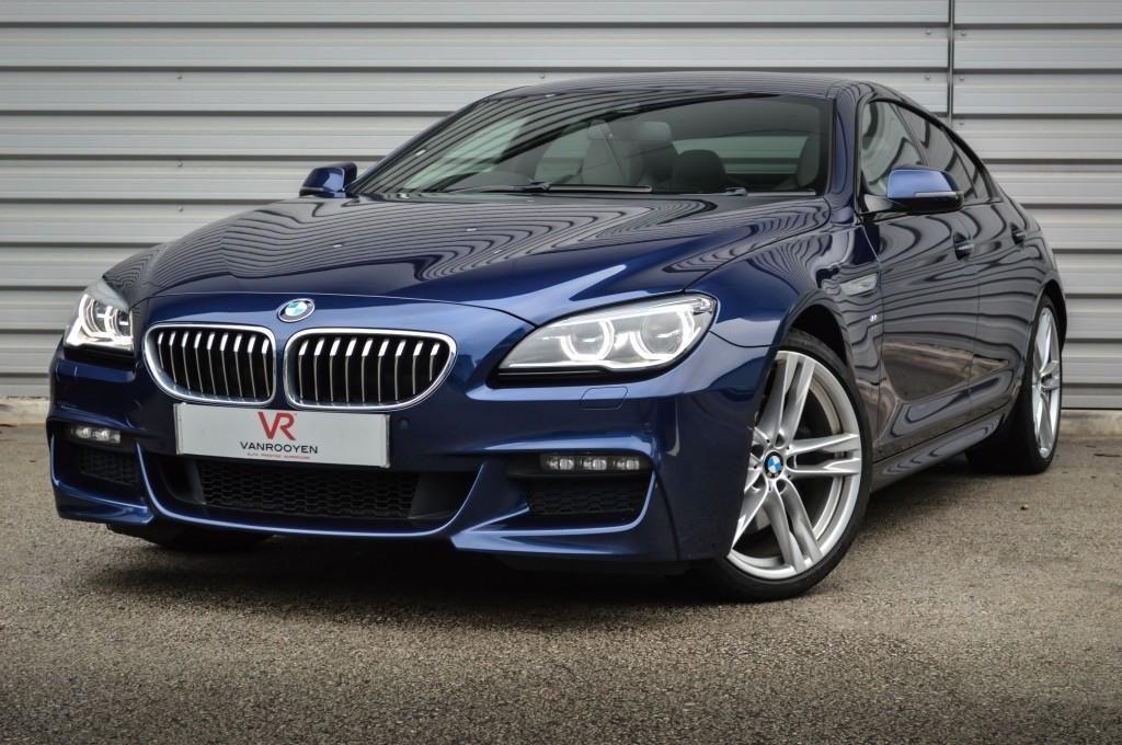 2015 65 Bmw 6 Series 3 0 640d M Sport Gran Coupe 4dr Automatic