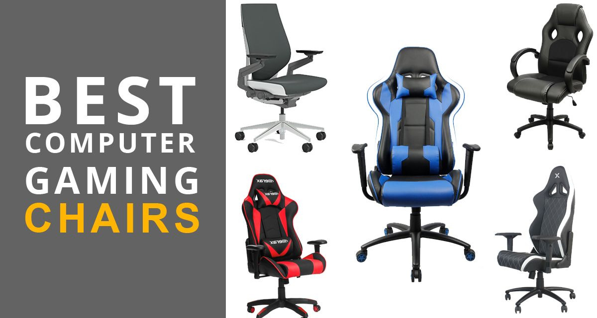 Wondrous 10 Best Pc Gaming Chairs 2017 Buyers Guide For Geek Best Andrewgaddart Wooden Chair Designs For Living Room Andrewgaddartcom