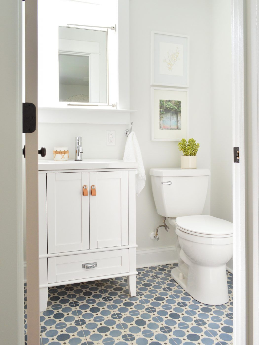 Four More Finished Spaces At The Duplex, Young House Love Bathroom