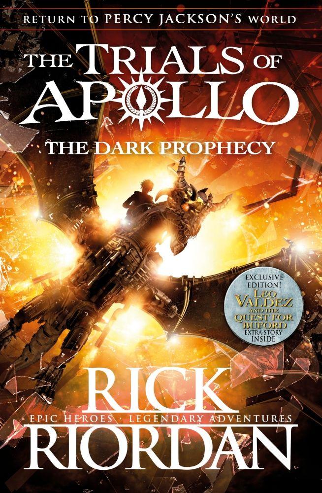 The Dark Prophecy The Trials Of Apollo Book 2 By Rick Riordan