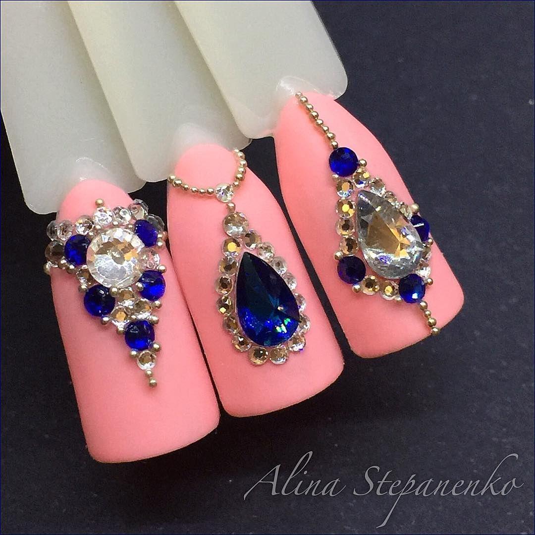 alina_royal_cat - Nagels en meer!   Pinterest - Nagel