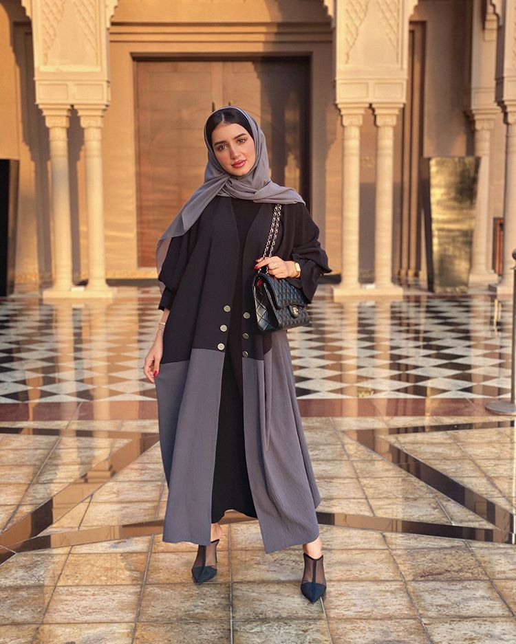 Instagram Fashion Dresss Abayas Fashion Abaya Fashion Dubai