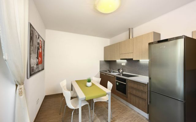 DELUXE 2-BEDROOM APARTMENT WITH TERRACE Salvator Superior