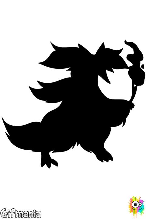 Delphox #delphox #pokemon #dibujo | Gifig Pins