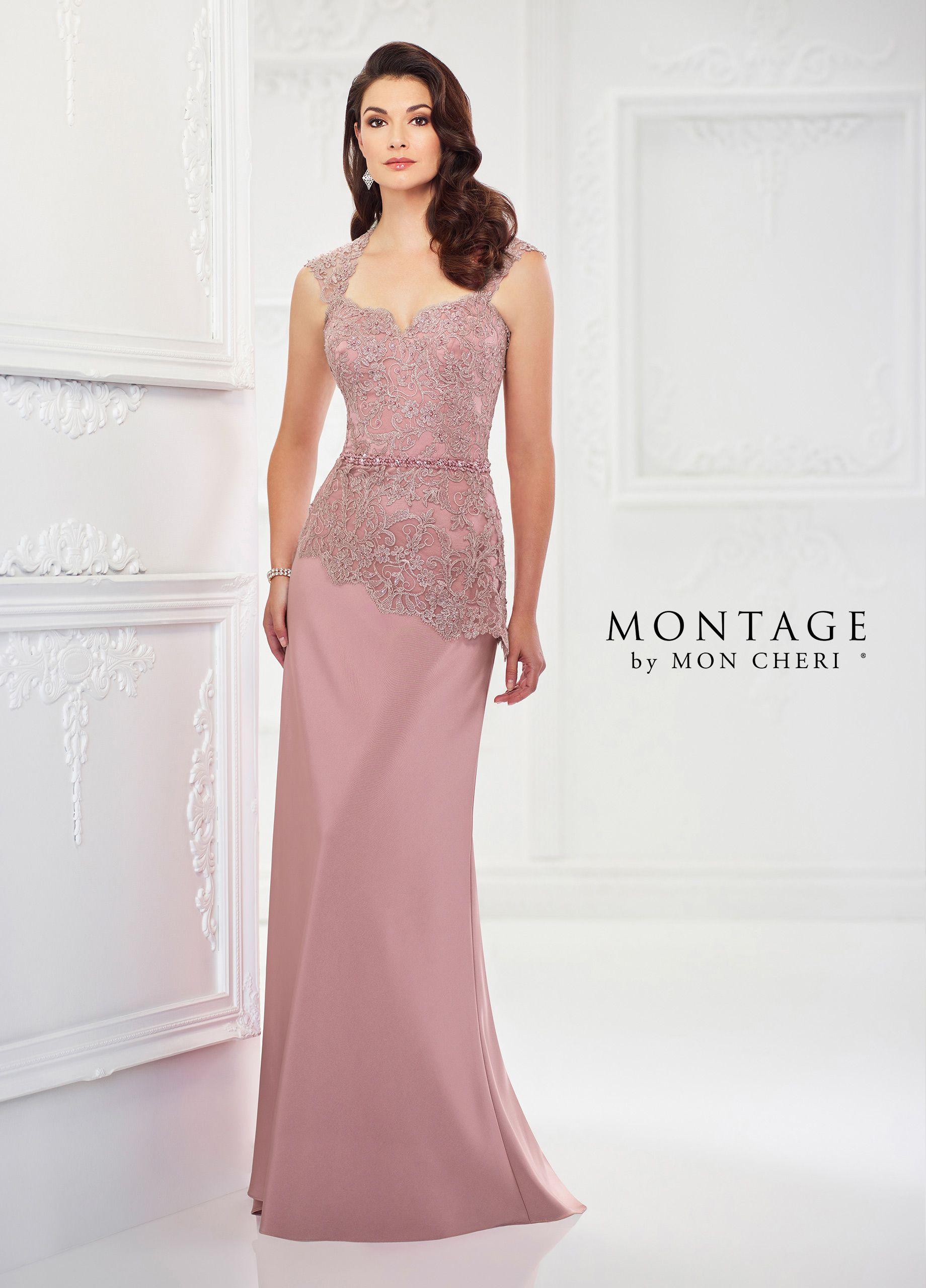 Montage by Mon Cheri - 118979 | dress | Pinterest | Boda y Cosas