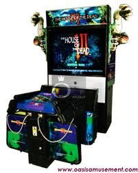 House Of The Dead 3 Arcade Games Arcade Game Console Arcade