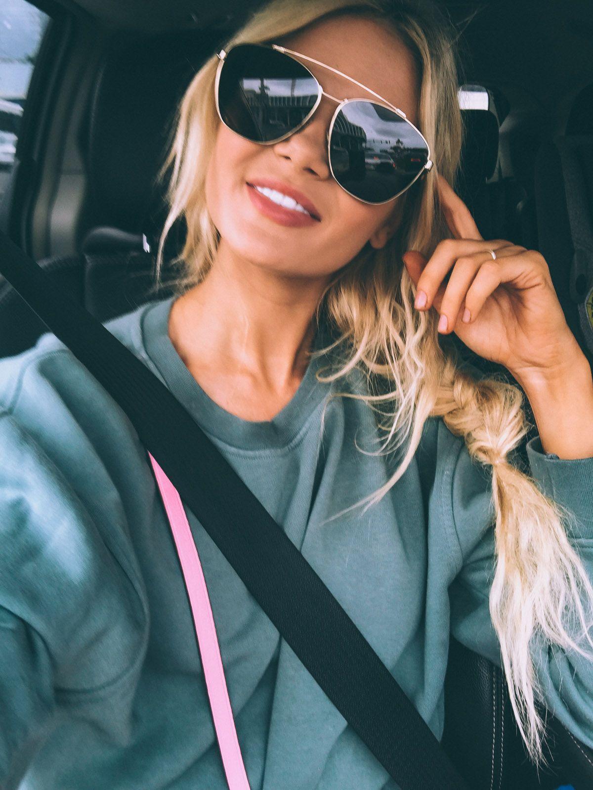 Barefoot Blonde Amber Fillerup Braids