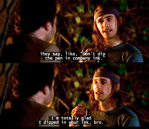 Pineapple Express (Company Ink) | Movie quotes, Pineapple ...