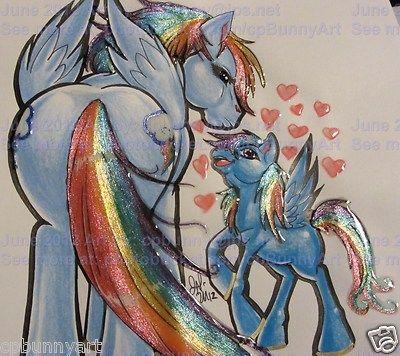 Rainbow Dash Art