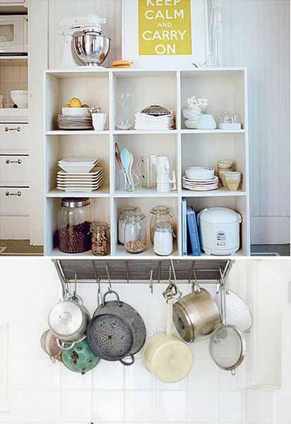 Küchen Speicher Regale Ideen - Schrank | Schrank | Pinterest