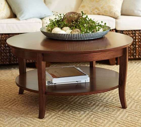Metropolitan Round Coffee Table Coffee Table Coffee Table