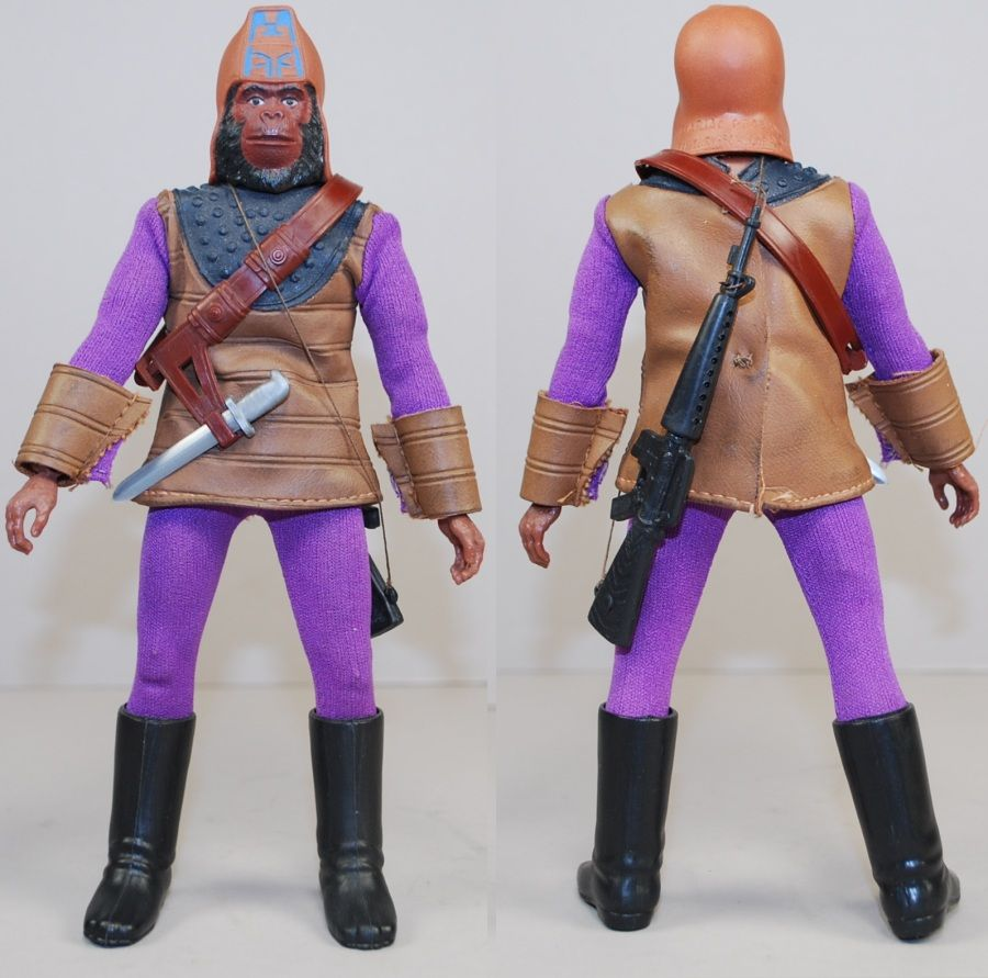 Image result for planet of the apes mego