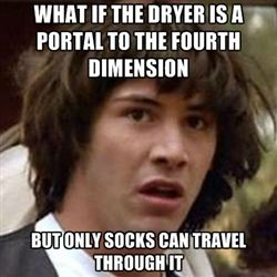 Dryers......lose all your socks