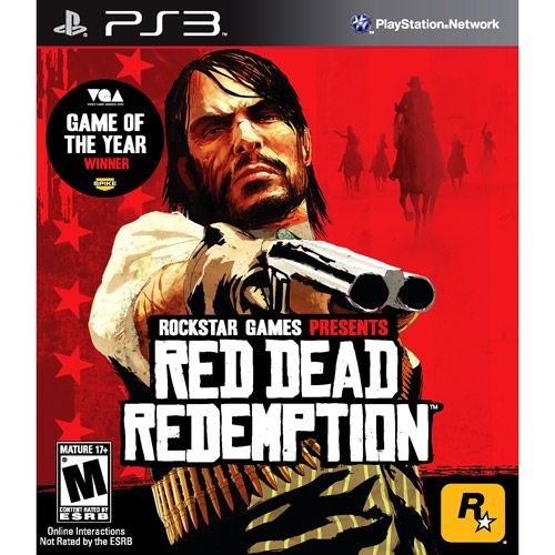 Video Games With Images Red Dead Redemption Ps3 Red Dead