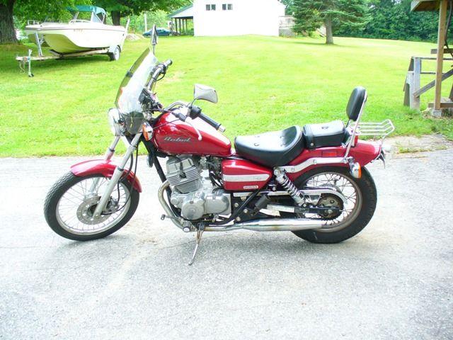 My Honda Rebel