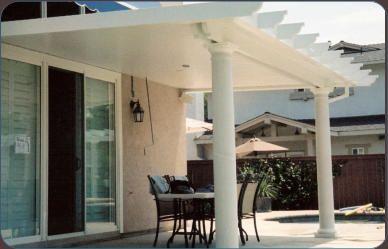 Alumawood aluminum patio cover do it yourself diy kit payle alumawood aluminum patio cover do it yourself diy kit payle patio solutioingenieria Images