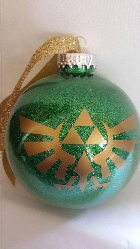 Zelda Ornament, The Legend Of Zelda Ornament, Christmas Ornament ...