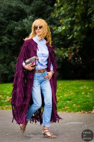 STYLE DU MONDE / London Fashion Week SS 2016 Street Style: Elina Halimi  // #Fashion, #FashionBlog, #FashionBlogger, #Ootd, #OutfitOfTheDay, #StreetStyle, #Style