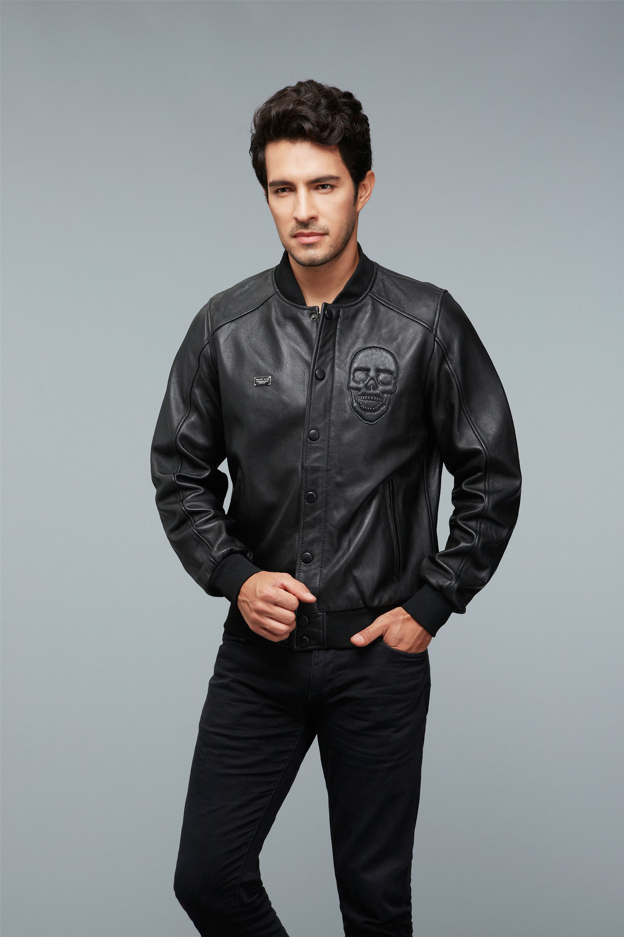 Pin on Men Leather Jackets