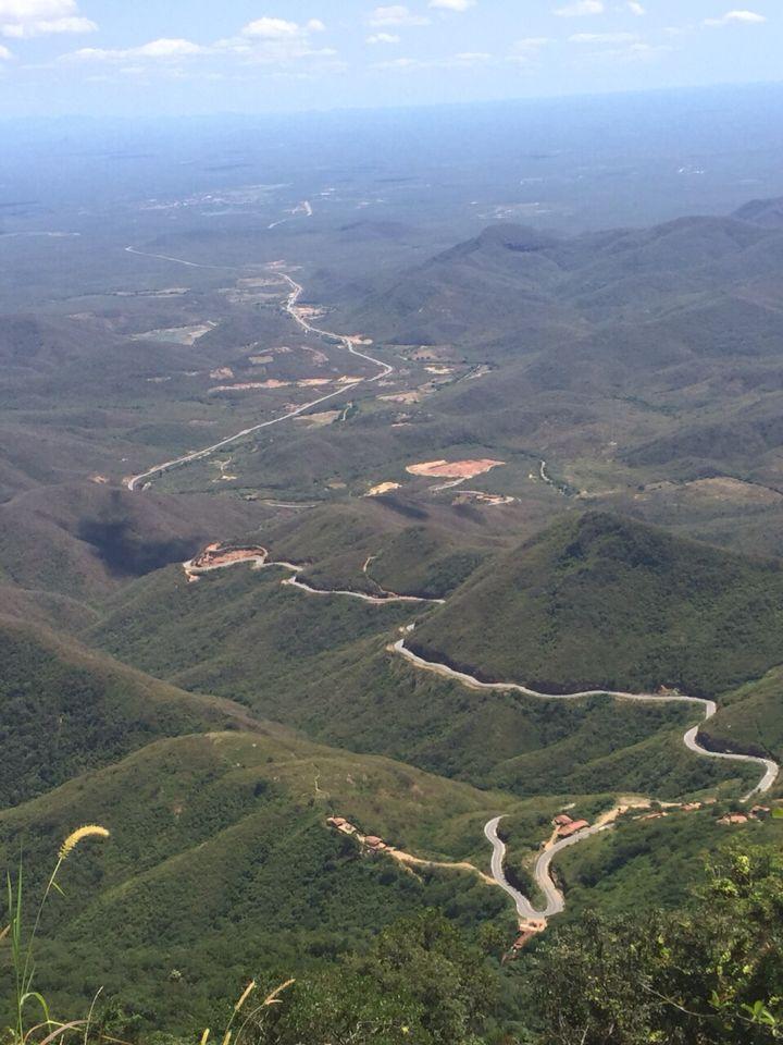 Pico mais alto do Ceará.