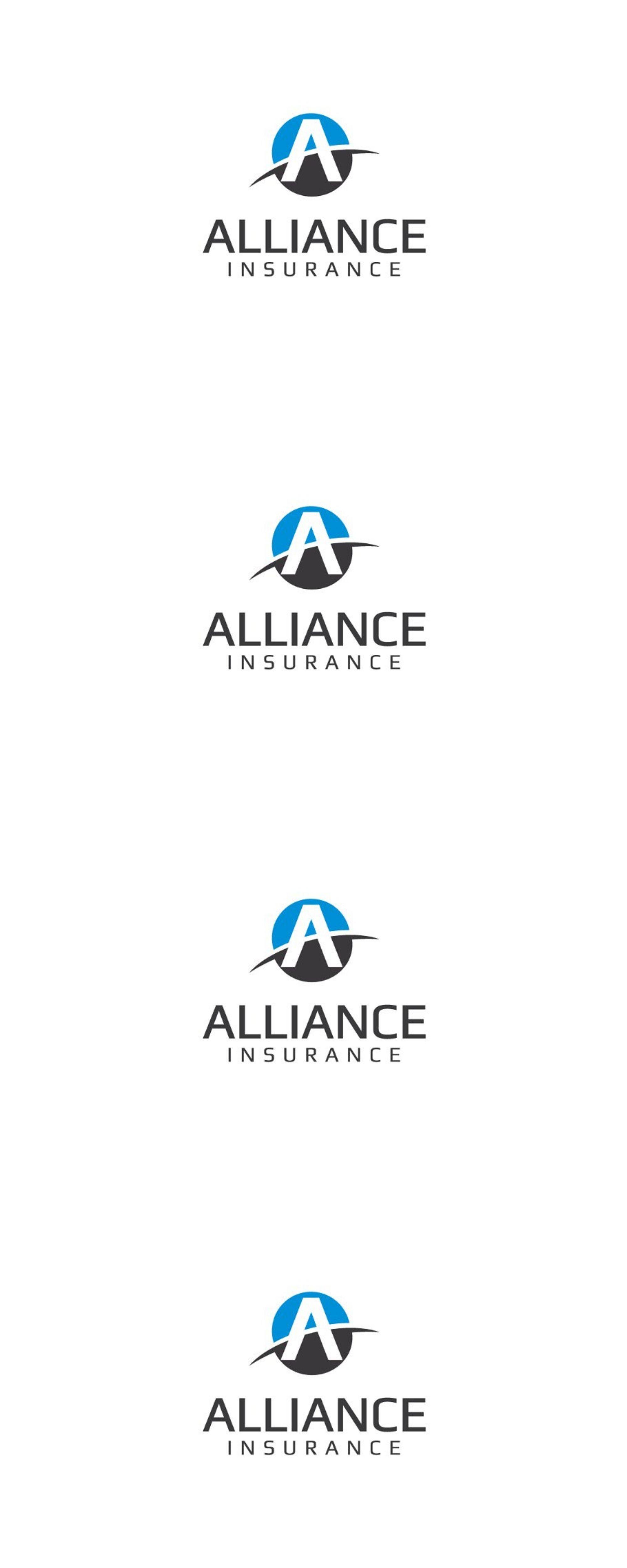 Alliance insurance logo template in 2020 logo templates