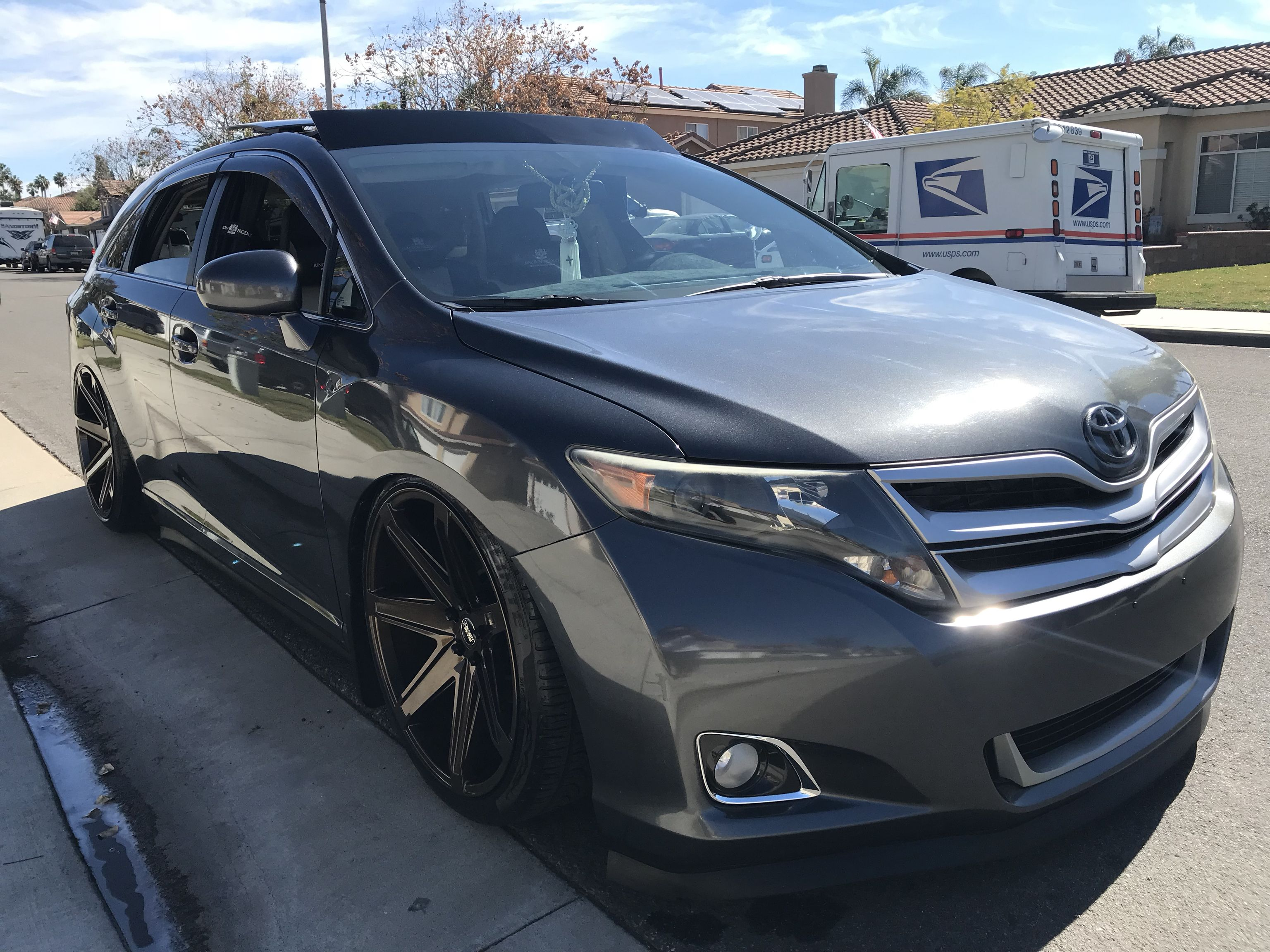 toyota front did blog oakbrook interior venza o making the stop when