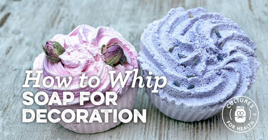 whipped soap melt pour recipes cultures health diy culturesforhealth whip