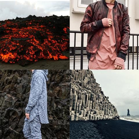 Clothing #design inspired by the nature of #Iceland - #Inklaw #Clothing. Every product is #handmade.  #menstyle #mensfashion #menswear #menstreetstyle #streetstyle #streetstyleformen