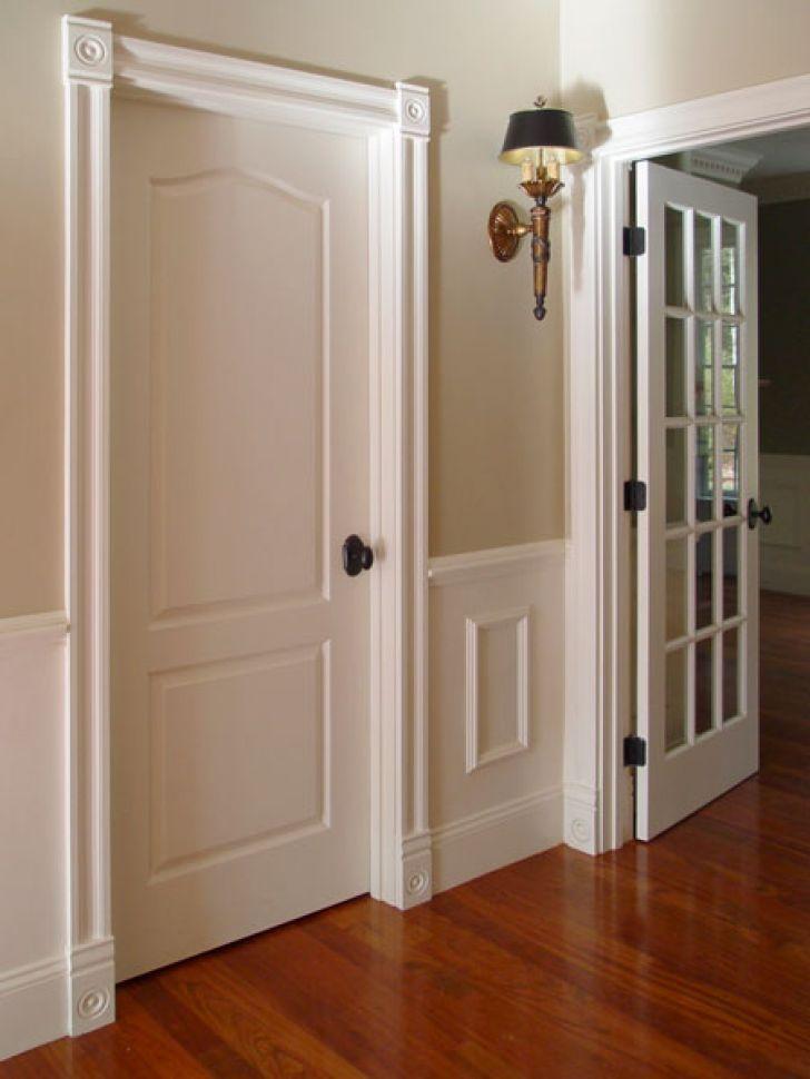Best 31 Door Trim Rosettes Doors Interior Window Trim