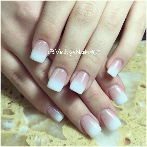 Airbrush Ombre Nails Best Nail Designs 2018