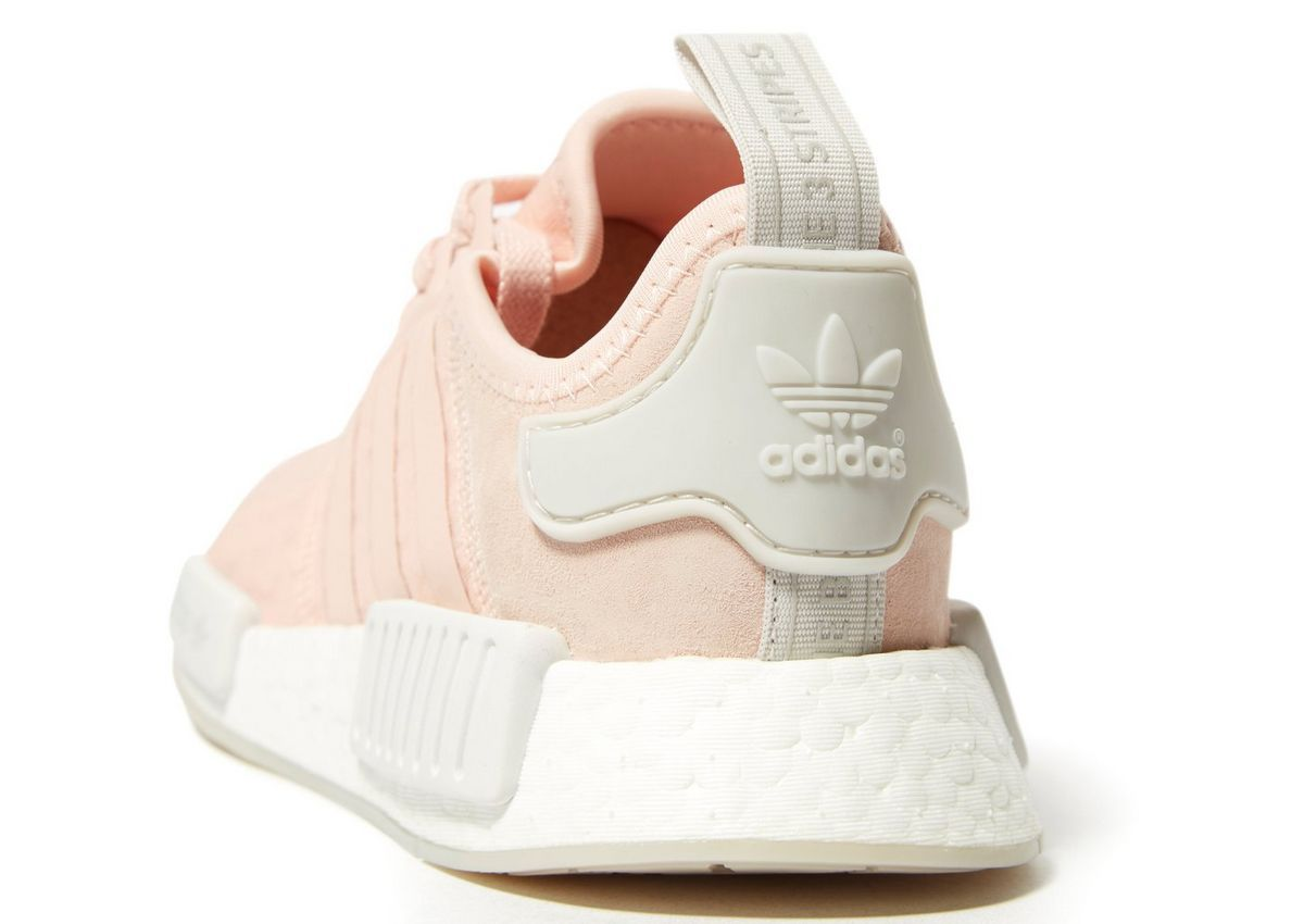 d219a06f8ee92 adidas Originals NMD R1 Shoes in pink - heels