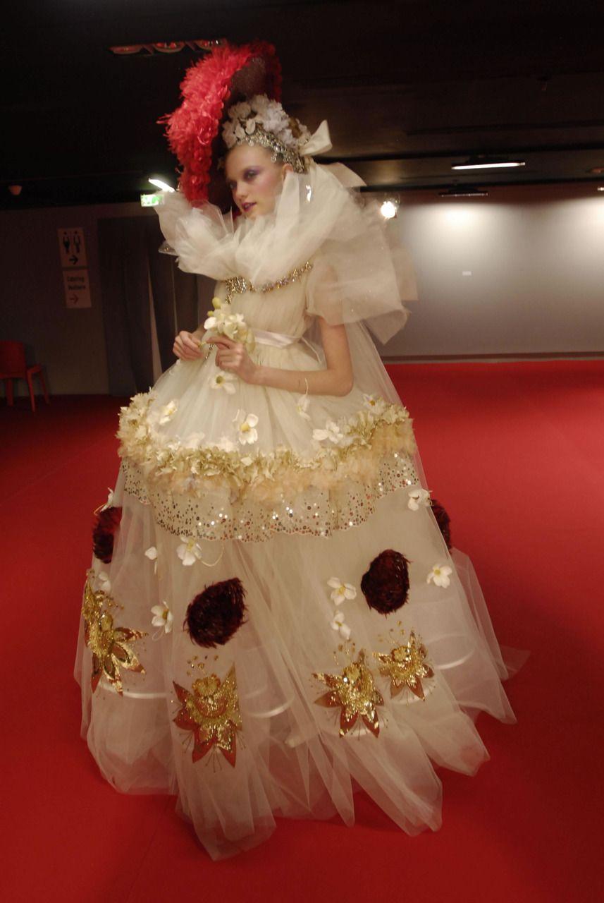 Christian Lacroix | Robe de rêve, Haute couture, Marie