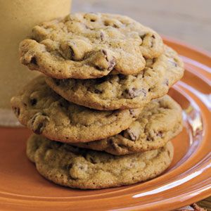 101 Best Comfort Food Classics | All-Time Favorite Chocolate Chip Cookies | SouthernLiving.com