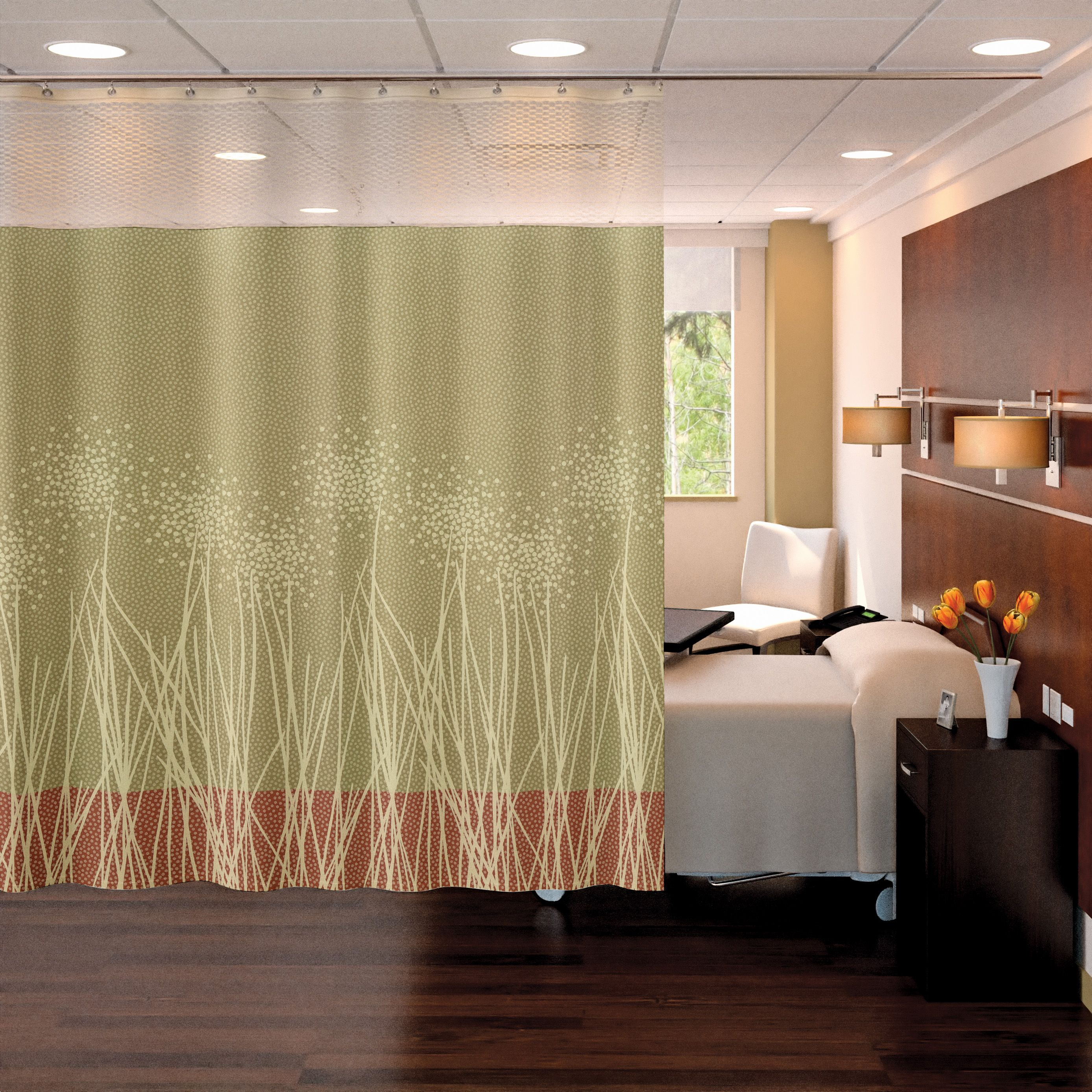Privacy Curtains In Patient Rooms Are Critical In Making Customers