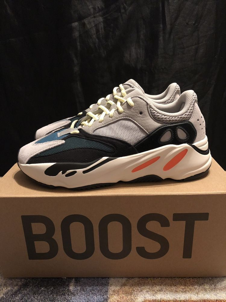 free shipping 97a4d af8ed Adidas YEEZY Boost 700 Wave Runner Confirmed Size 9 #fashion ...