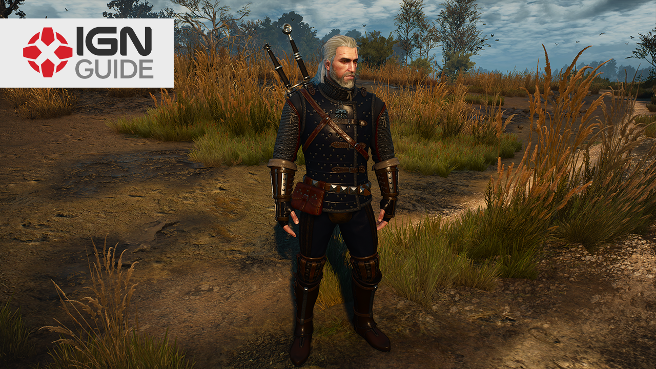 The Witcher 3 Walkthrough Side Mission Superior Feline Gear Ign Shows You How To Find All The Diagrams For The Superior F The Witcher The Witcher 3 Mission