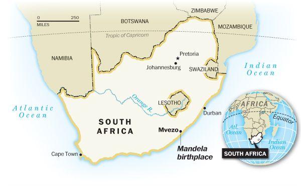 Timeline: The life of Nelson Mandela - The Washington Post