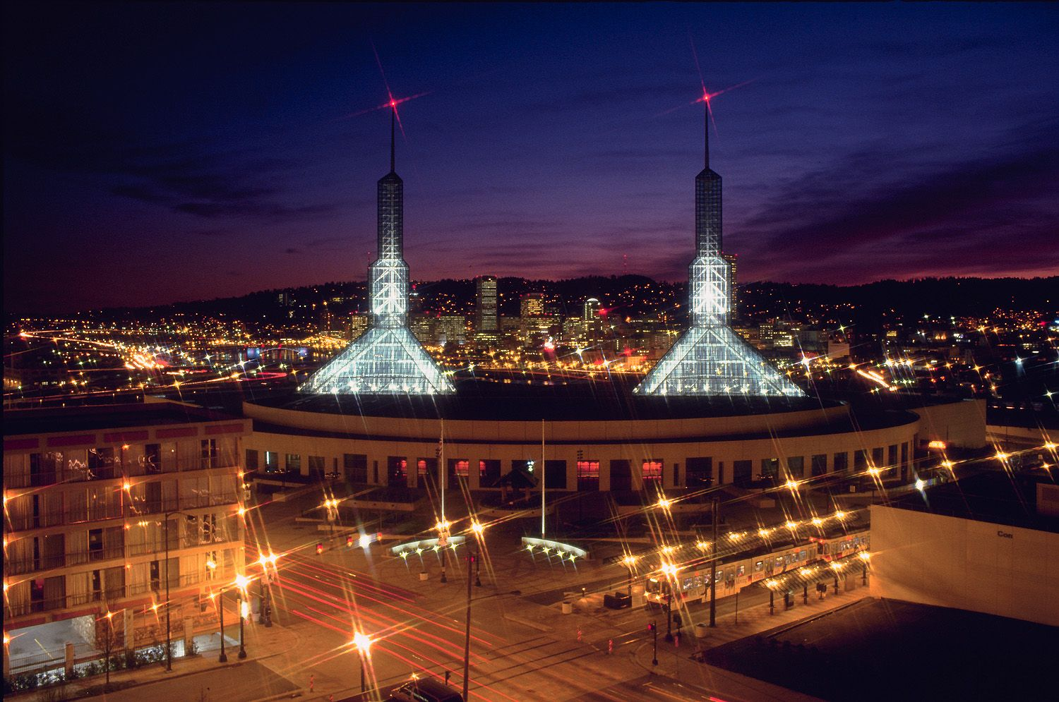 If You Build It They Will Come Oregon Convention Center Hotel To Be 40