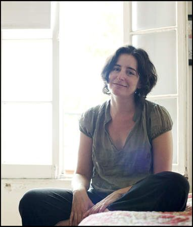 Aimee Bender will give a reading with Etgar Kerat on Tuesday, April 24.    She is the author of four books, including The Particular Sadness of Lemon Cake and The Girl in the Flammable Skirt. She teaches creative writing at USC. Her stories have been featured on NPR's This American Life and Selected Shorts.