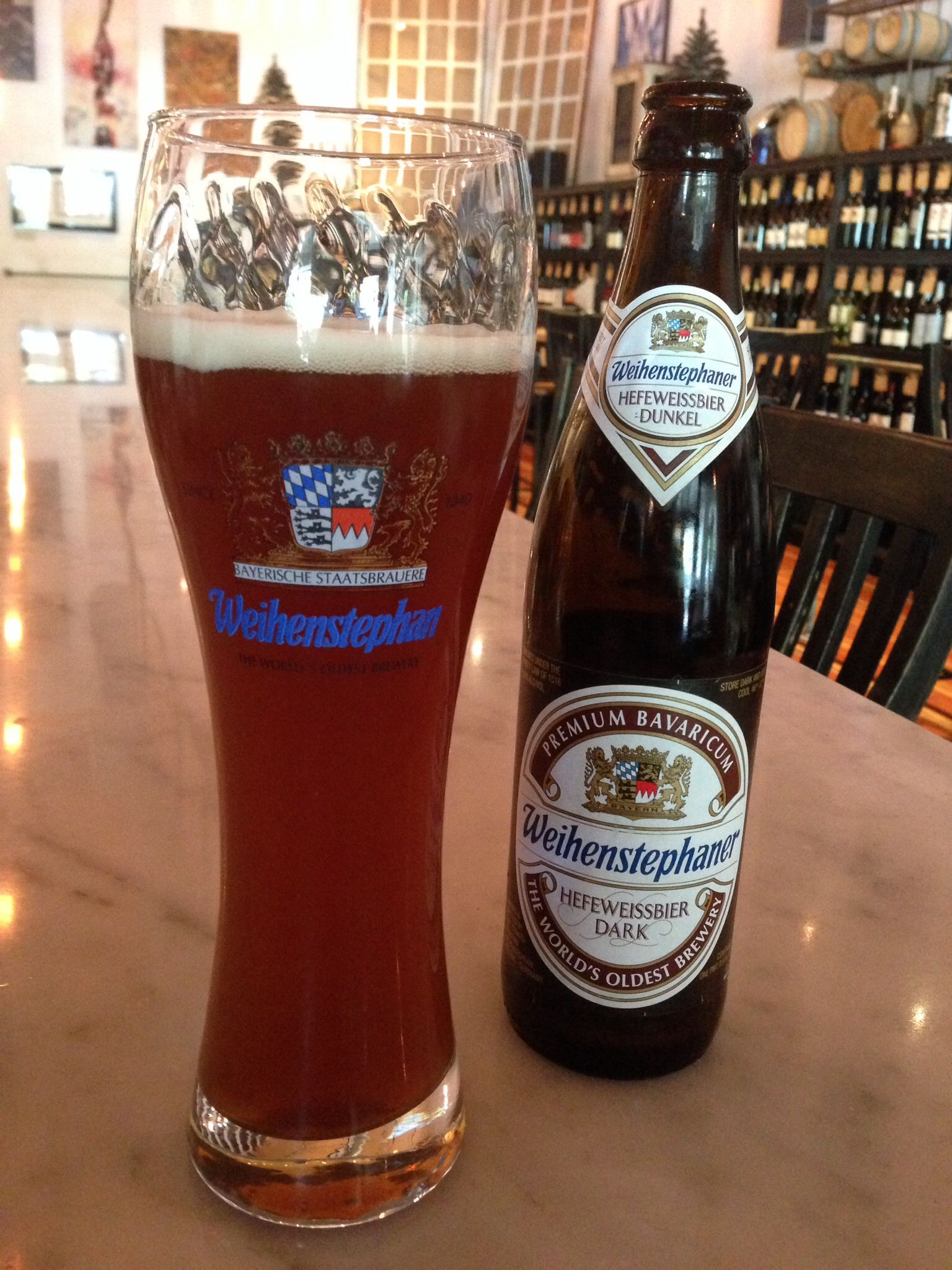 Weihenstephaner Yay Hubby Is Going To Be Happy I Found The Monk Brewery The World S Oldest Continuously Operating Brewery Th Best Dark Beer Corn Beer Beer