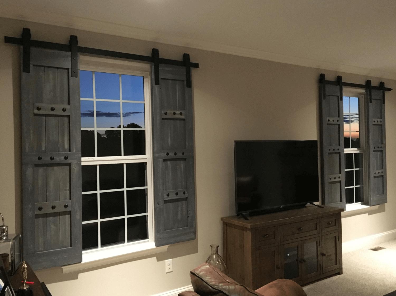 Sliding window shutters indoor interiors pinterest sliding