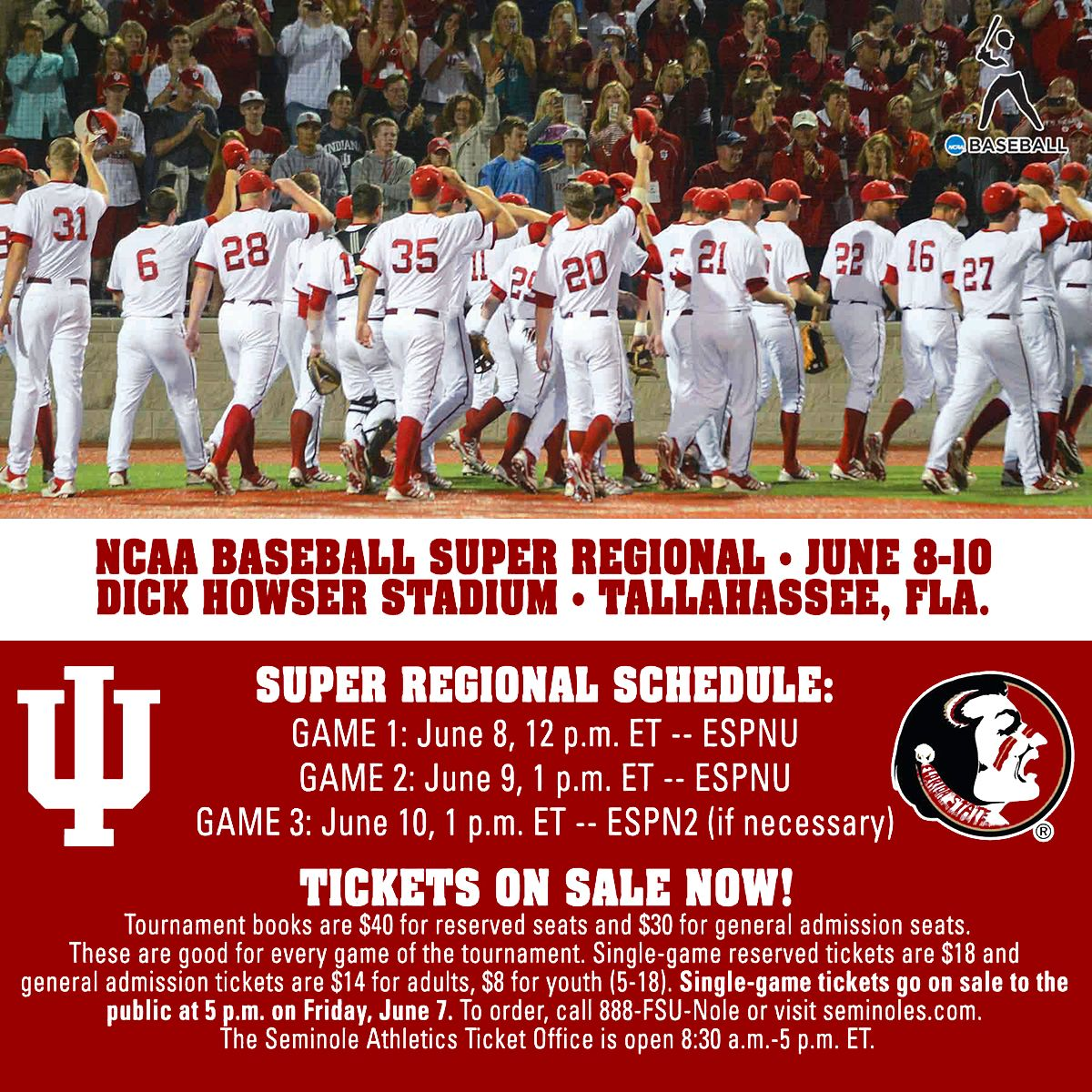 Indiana University Official Athletic Site Indiana University Indiana University Indiana Florida State University
